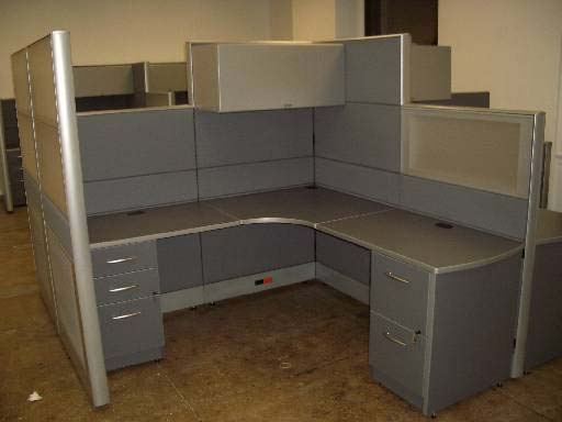 Bina Office Furniture Elegant Quality Cubicle