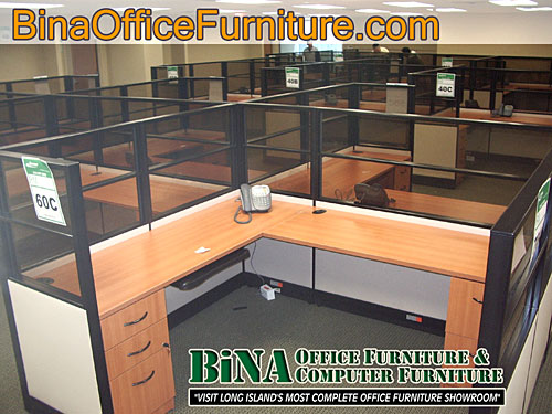 bina office furniture office cubicle project design plan